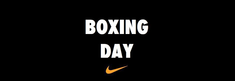 Nike Boxing Day 2015 Collection