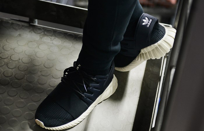 On Feet Photos of the adidas Tubular Doom Primeknit