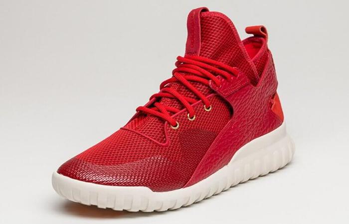 Adidas Tubular X CNY Red – Fastsole