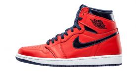 Nike Air Jordan 1 High OG David Letterman