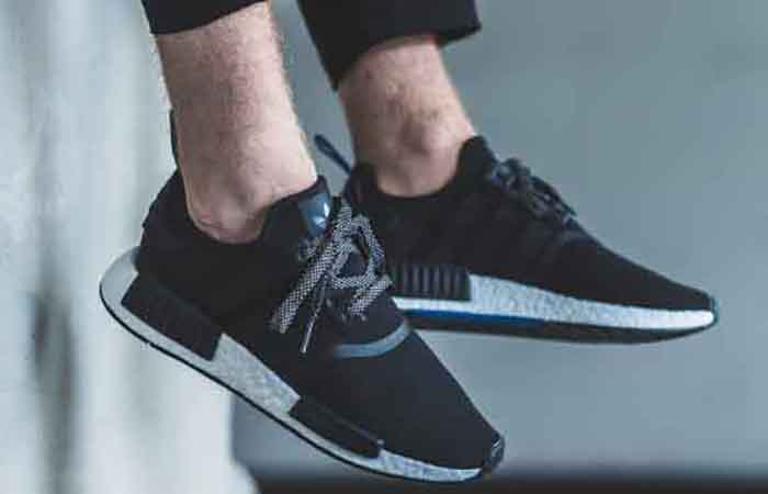 Adidas NMD R1 Tri Color Black Cheap NMD Shoes
