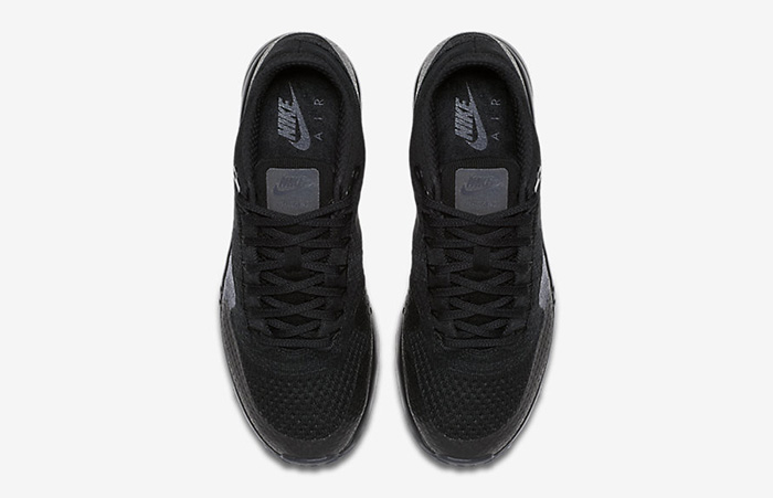 a29ae686fdf4 ... Nike Air Max 1 Ultra Flyknit Black - FastSole.co.uk 5 ...