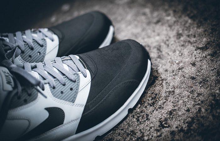 Nike Air Max 90 Premium SE (grey black) 858954 001 Buy
