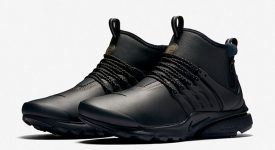 size 40 d499e 20cd4 ... Nike Air Presto Mid Utility Black Sneakerboot-FastSole co uk 1 ...