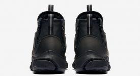 hot sale online 5675b eea91 ... 1  Nike Air Presto Mid Utility Black Sneakerboot-FastSole co uk 2