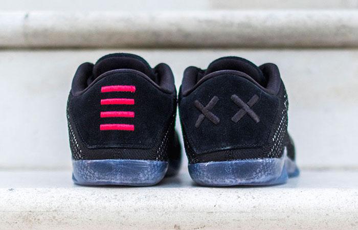 low priced 6ac16 6cf37 Nike Kobe 11 Black Space