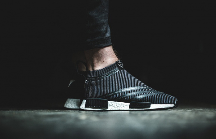 new arrival 35242 b02a1 White Mountaineering x adidas NMD CS1 City Sock