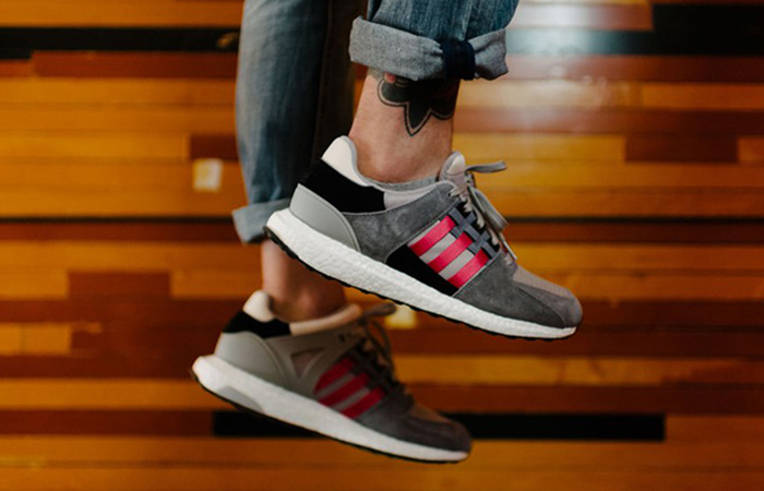 Order Adidas NMD R1 Bedwin Night Core Black Grey White Womens