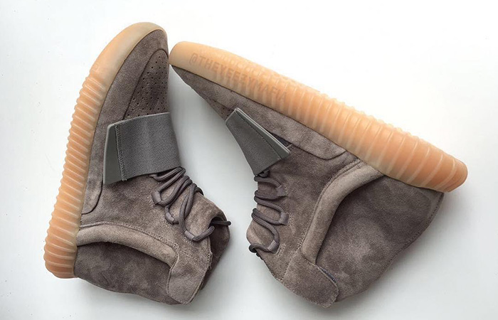 adidas Yeezy 750 Boost Light Brown - FastSole co uk 1