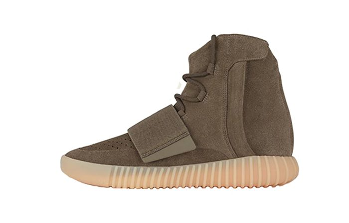 adidas Yeezy 750 Boost Light Brown - FastSole co uk 2