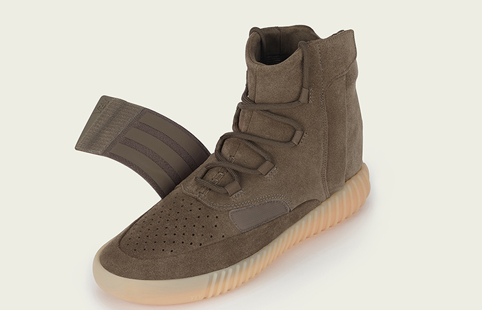adidas Yeezy 750 Boost Light Brown - FastSole co uk 3