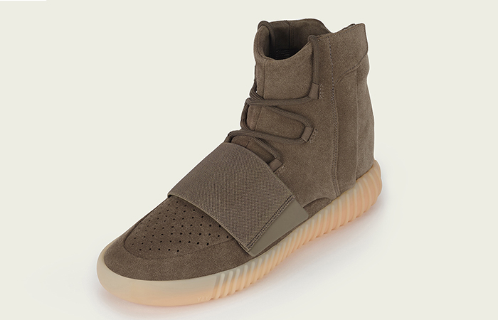 adidas Yeezy 750 Boost Light Brown - FastSole co uk 4