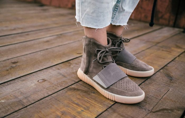 adidas Yeezy 750 Boost Light Brown - FastSole co uk 8
