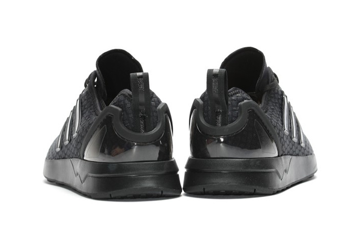 2a427d33d7288 ... adidas ZX Flux ADV Triple Black - FastSole.co.uk 02 ...
