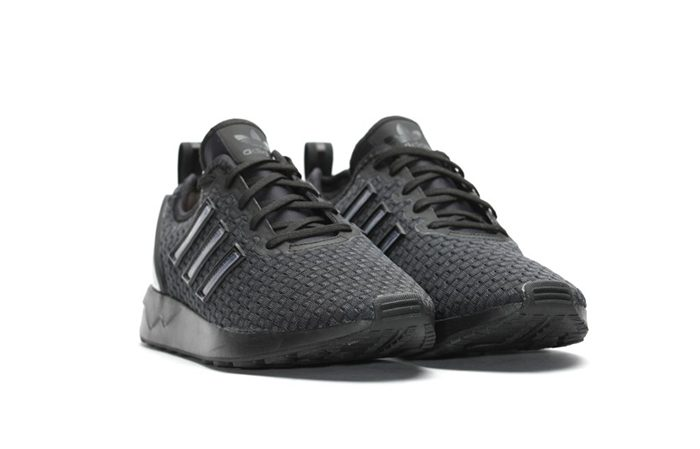 buy popular 286da 4cd8f adidas ZX Flux ADV Triple Black