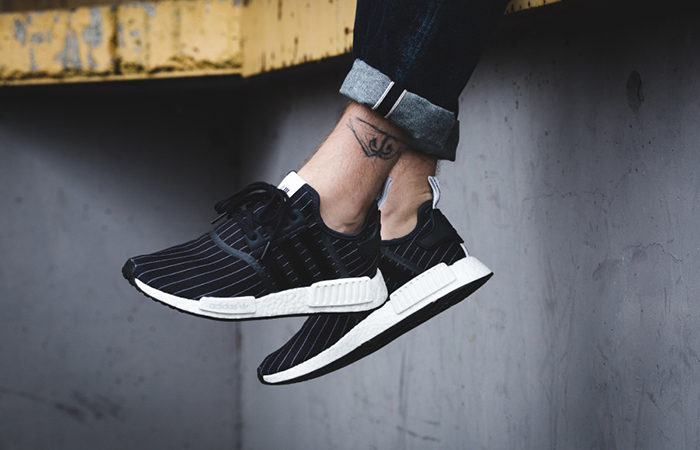 new product 95d2a 0f6f7 Bedwin The Heartbreakers x adidas NMD R1 Black
