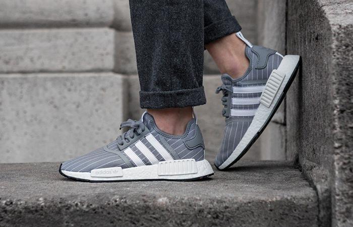 Adidas Originals NMD R1 FOOTLOCKER Exclusive UK8.5 WOOL