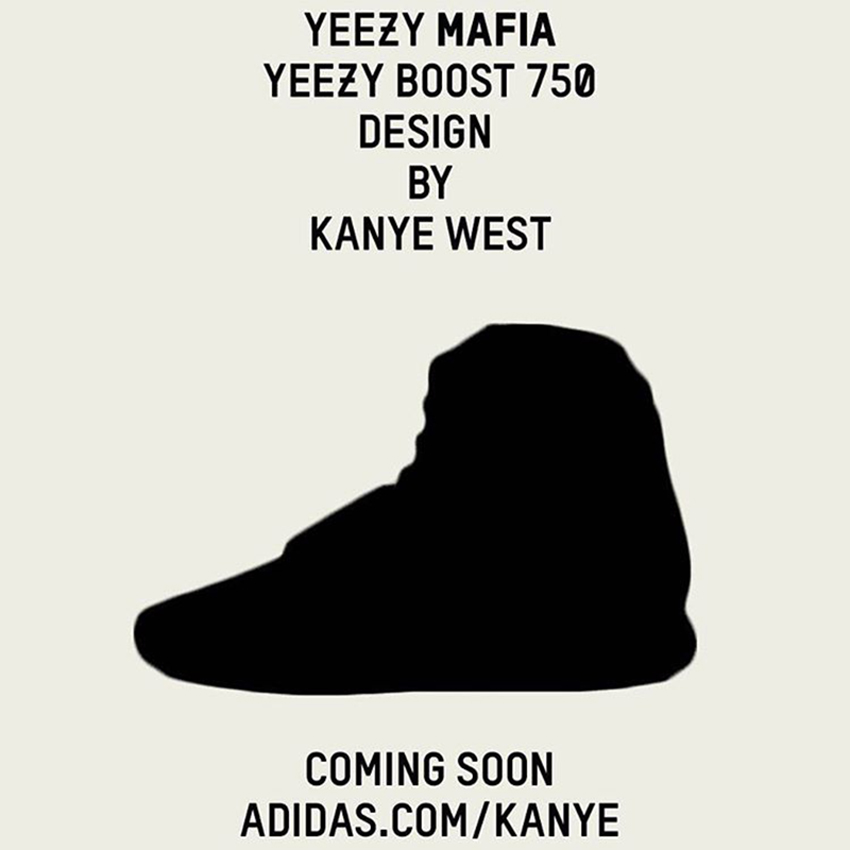 Its time for another Yeezy Boost 750