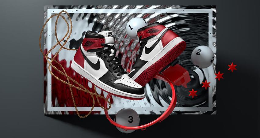 Jordan 1 OG Black Toe 1