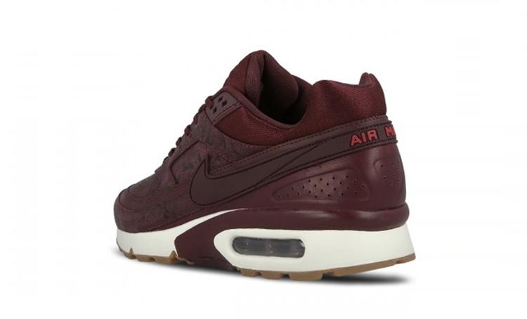 Nike Air Max BW Maroon