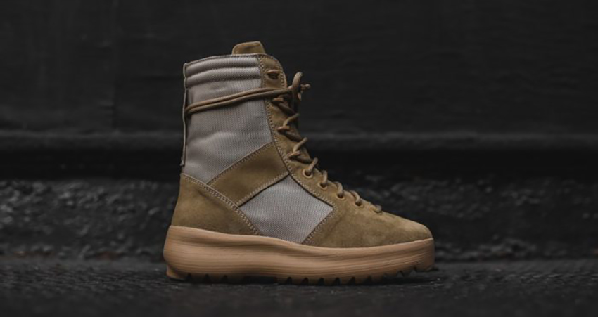 Yeezy Season 3 Militar... Kanye West Meaning