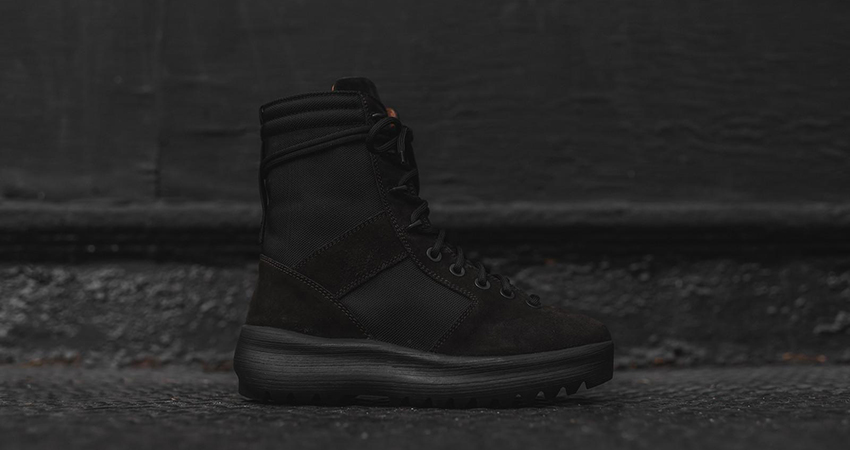 Yeezy Season 3 Military Boots Collection – FastSole.co.uk Kanye West Meaning