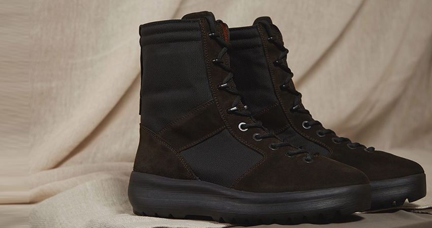 c9fc65cbc1238 Yeezy Season 3 Military Boots Collection – Fastsole