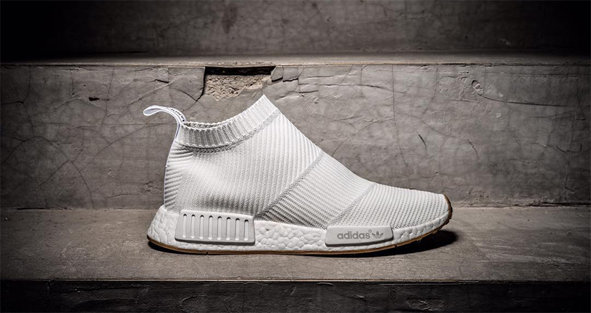 adidas NMD City Sock White Gum is next 1