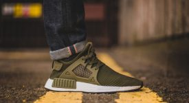sale retailer 16e46 5c179 adidas NMD XR1 Olive Green Primeknit