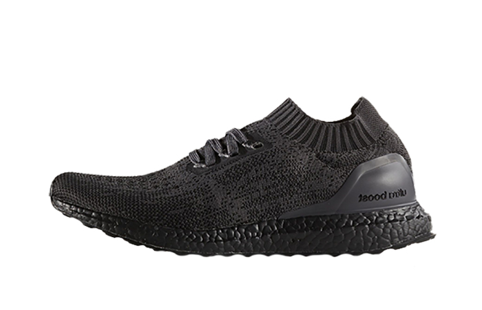 sale retailer 59f95 a3568 adidas Ultra Boost Uncaged 2.0 Triple Black