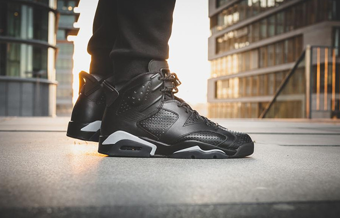 b8050b8db01516 Nike Air Jordan 6 Black Cat releasing before New Year – Fastsole