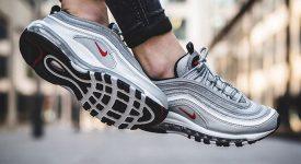 Nike Air Max 97 Silver Bullet OG 884421-001 g