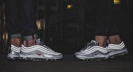 Nike Air Max 97 Silver Bullet OG 884421-001 h