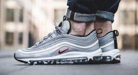 Nike Air Max 97 Silver Bullet OG 884421-001 k