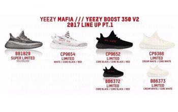Yeezy Boost 350 V2 2017