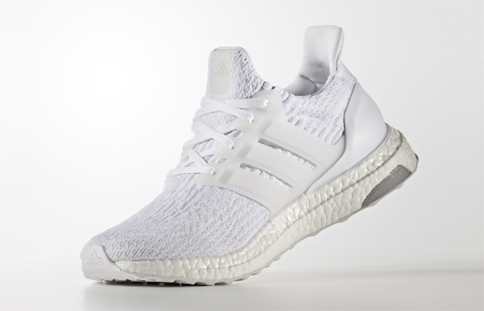ultra boost 3 all white adidas Shoes