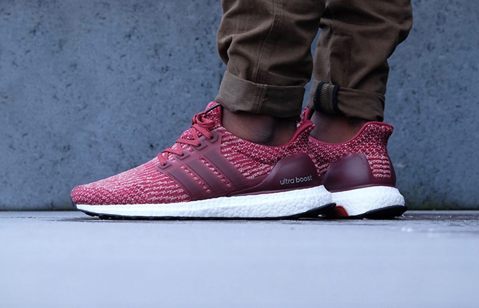 online store 10be6 32ee4 adidas Ultra Boost 3.0 Burgundy
