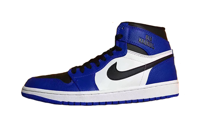 c0a348fafb88 On Feet Shots Of Air Jordan 11 Gs Legend Blue