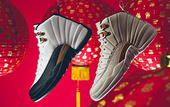 Nike Air Jordan 12 Chinese New Year Pack