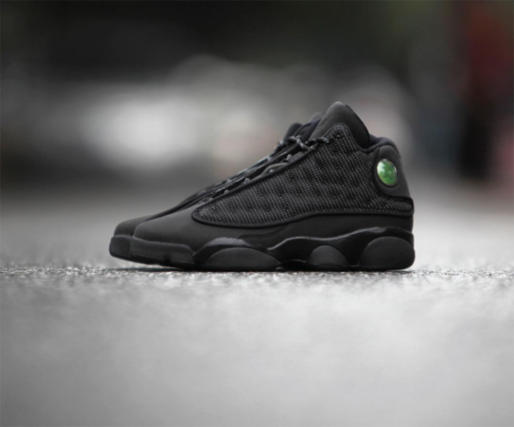 size 40 9dd4d e3d5b Nike Air Jordan 13 Black Cat 2017 Release Info