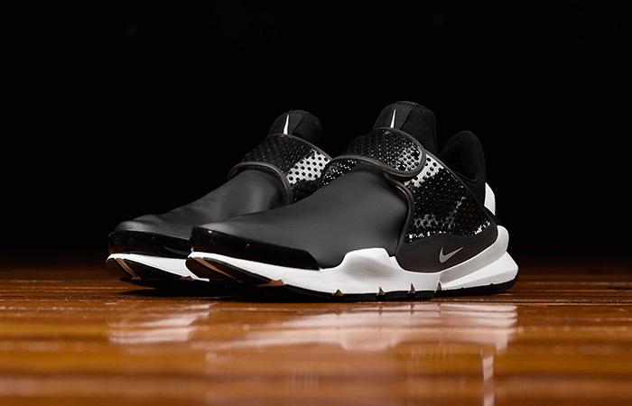 new arrival e84b9 0f8e4 Nike Sock Dart SE Black White