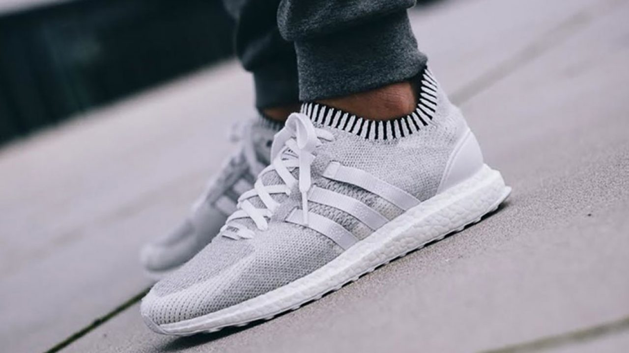 On Foot Look at adidas EQT Support