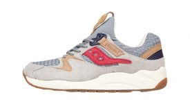 Saucony Grid 9000 Liberty Pack Grey S70312-2