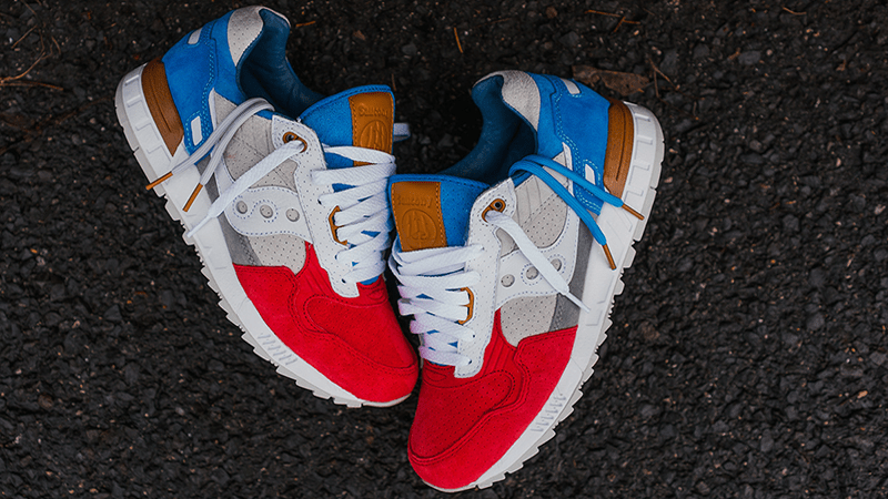 Sneakers76 x Saucony Shadow 5000 'Legend of God Taras'
