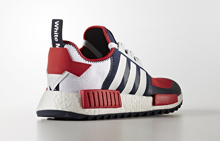 White Mountaineering x adidas NMD Trail Red