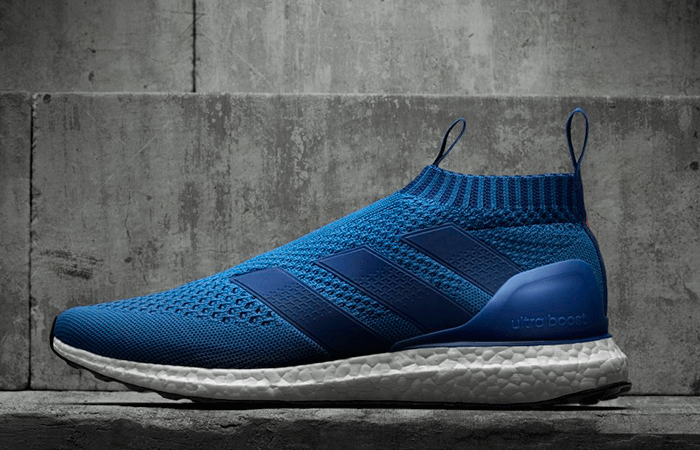 Adidas ACE 16+ Purecontrol Ultra Boost Blue Blast BY9090  BY9090