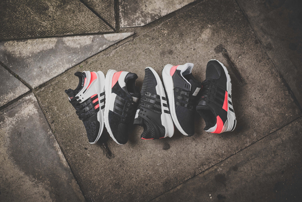 adidas EQT New Colorways for SS17