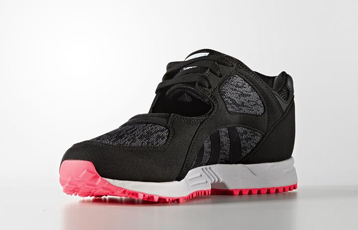 innovative design 15900 89988 adidas EQT Racing 91/16 Black Pink Womens