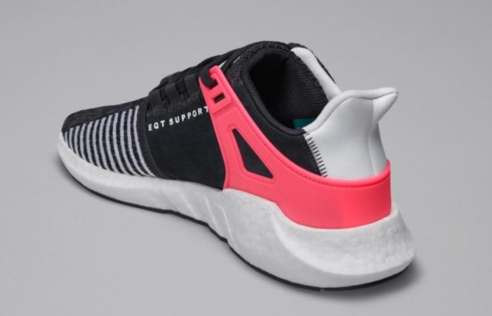 adidas EQT Support 93-17 Black Pink BB1234 b