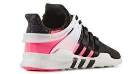 sports shoes 17a37 fcc17 adidas EQT Support ADV 91/16 Black Pink White